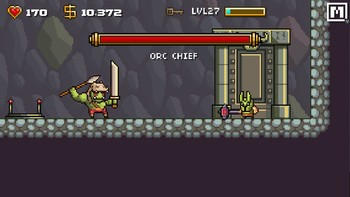 Screenshot1 - Devious Dungeon