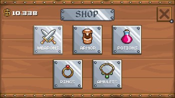 Screenshot4 - Devious Dungeon