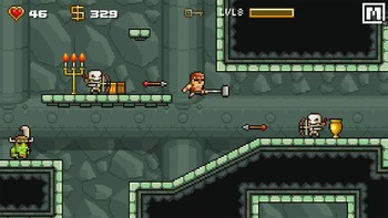 Screenshot5 - Devious Dungeon