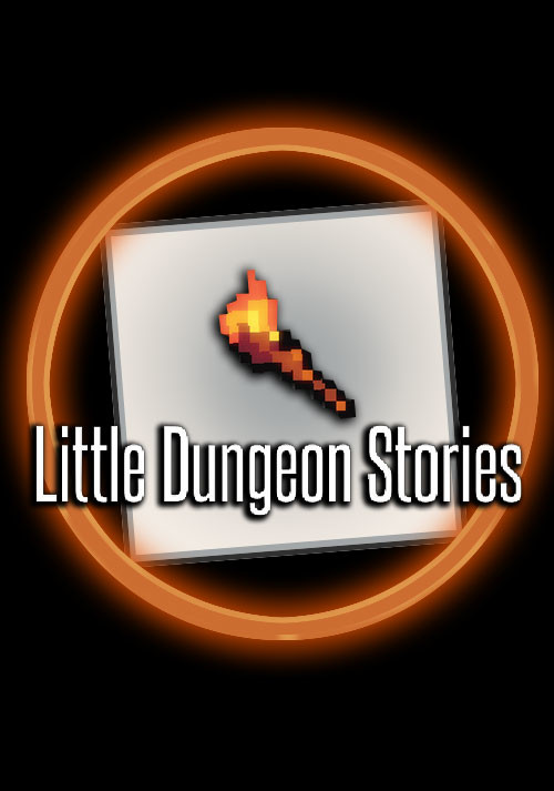 Little Dungeon Stories - Cover / Packshot