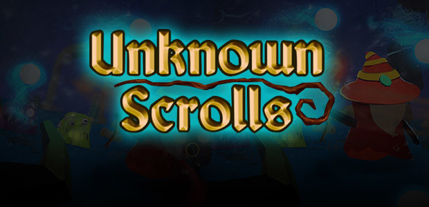 Unknown Scrolls - Cover / Packshot