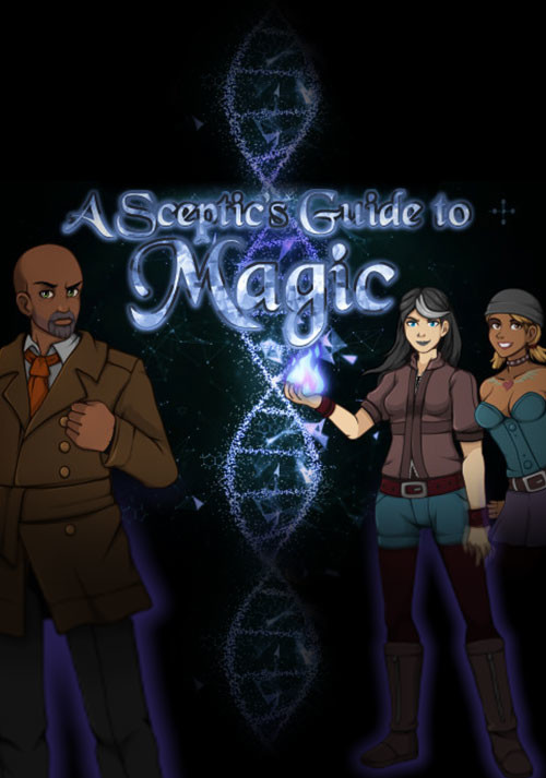 A Sceptic's Guide to Magic - Cover / Packshot