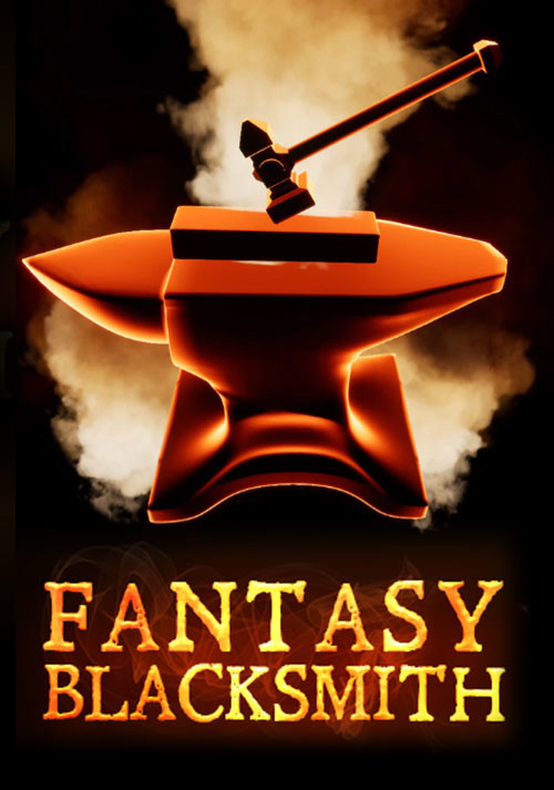Fantasy Blacksmith - Cover / Packshot