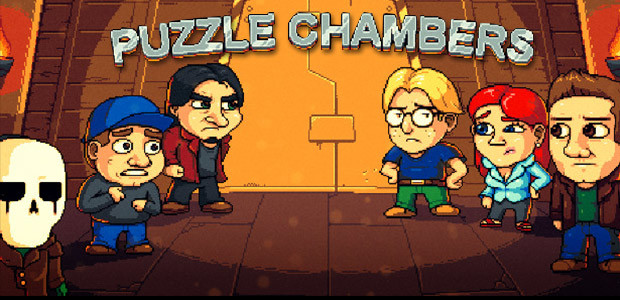 Puzzle Chambers - Cover / Packshot