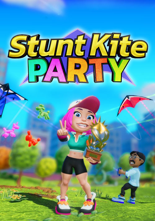 Stunt Kite Party - Cover