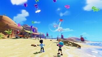 Screenshot1 - Stunt Kite Party
