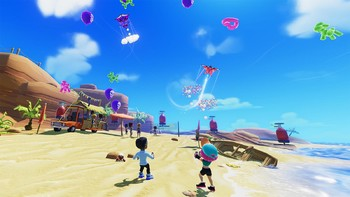 Screenshot1 - Stunt Kite Party