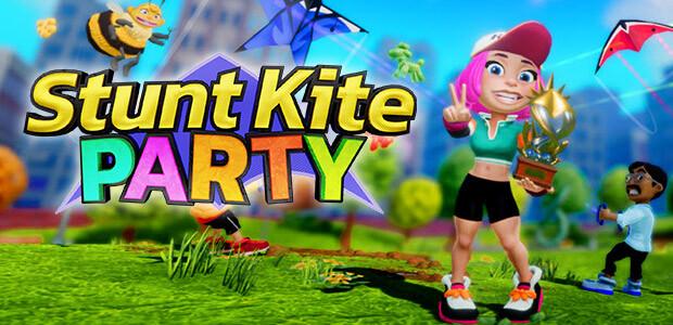 Stunt Kite Party - Cover / Packshot