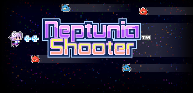 Neptunia Shooter - Cover / Packshot