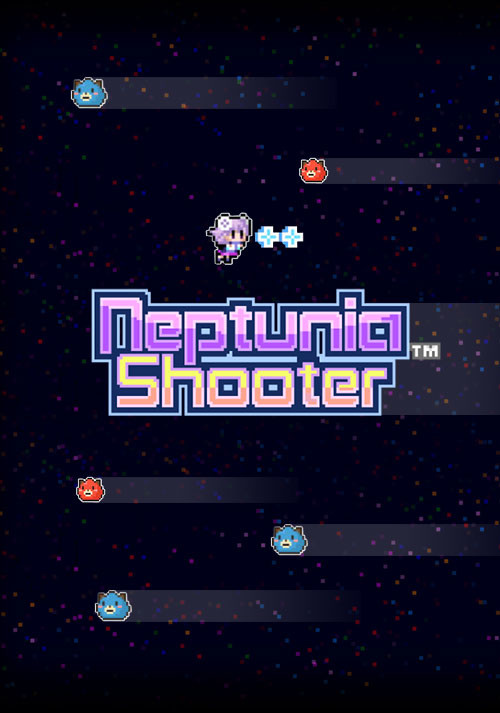 Neptunia Shooter - Cover