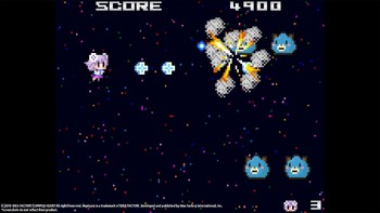 Screenshot10 - Neptunia Shooter