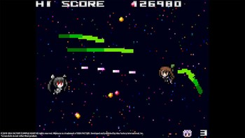 Screenshot5 - Neptunia Shooter