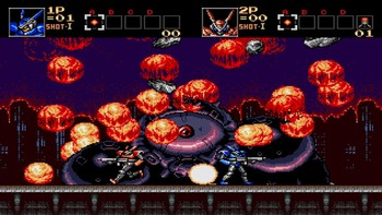Screenshot4 - Contra Anniversary Collection
