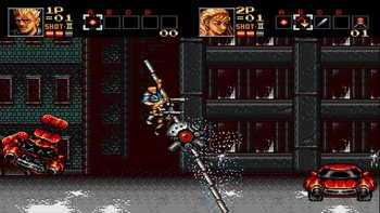 Screenshot7 - Contra Anniversary Collection