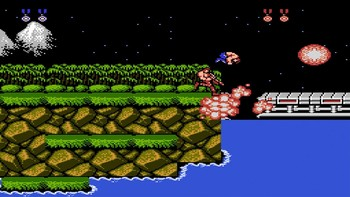 Screenshot8 - Contra Anniversary Collection