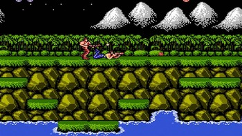 Screenshot6 - Contra Anniversary Collection
