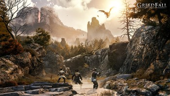 Screenshot1 - GreedFall