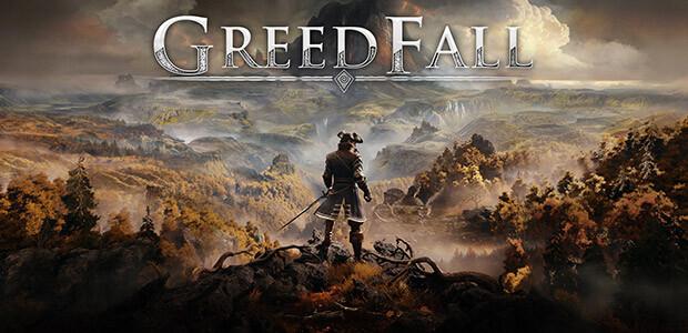 GreedFall (GOG) - Cover / Packshot
