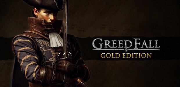 GreedFall - Gold Edition (GOG) - Cover / Packshot
