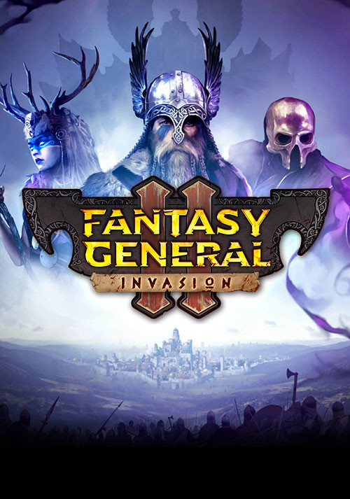 Fantasy General II - Cover