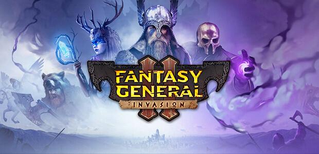 Fantasy General II - Cover / Packshot