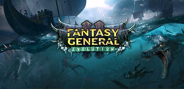 Fantasy General II: Evolution - Cover / Packshot