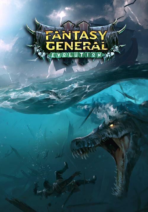 Fantasy General II: Evolution (GOG) - Cover / Packshot