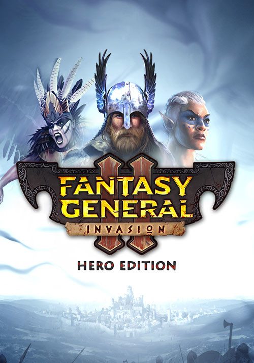Fantasy General II - Hero Edition - Cover / Packshot