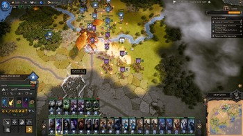 Screenshot5 - Fantasy General II - Hero Edition