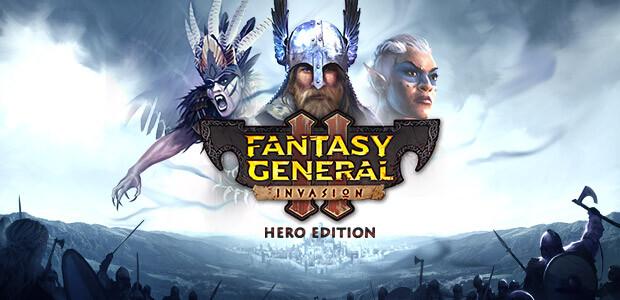 Fantasy General II - Hero Edition - Cover / Packshot