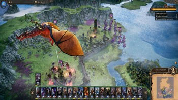Screenshot9 - Fantasy General II - Hero Edition