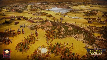 Screenshot2 - Fantasy General II - General Edition