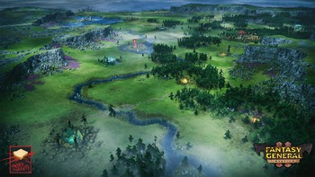 Screenshot4 - Fantasy General II - General Edition