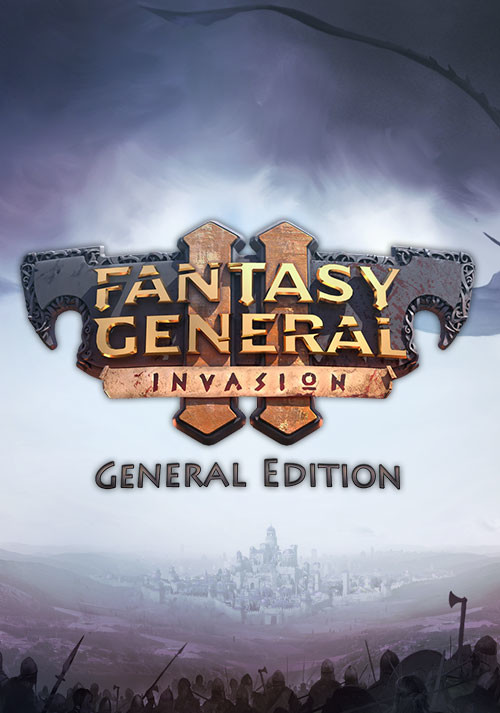 Fantasy General II - General Edition (GOG) - Cover / Packshot