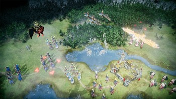Screenshot1 - Fantasy General II: Onslaught