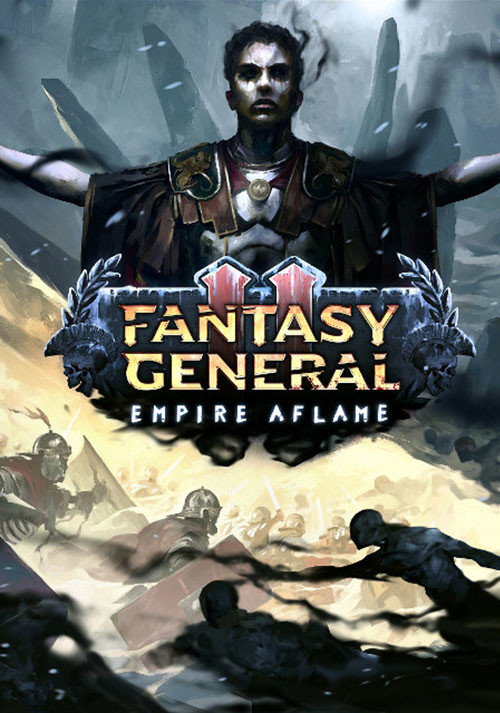 Fantasy General II: Empire Aflame - Cover / Packshot