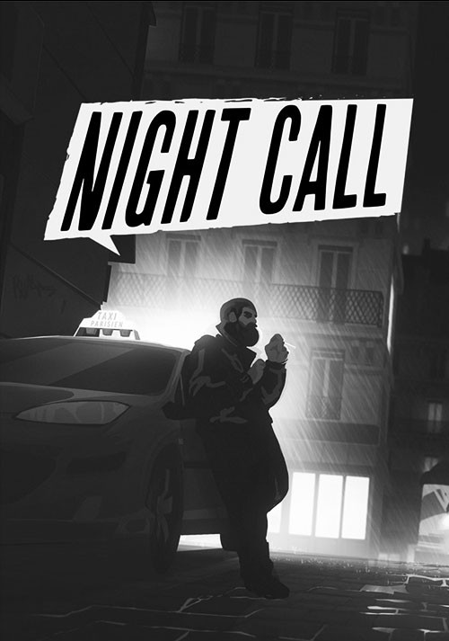 Night Call - Cover