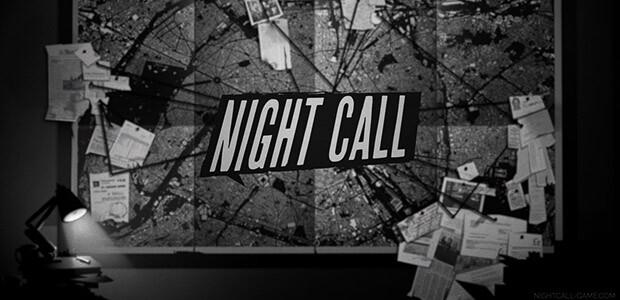 Night Call - Cover / Packshot