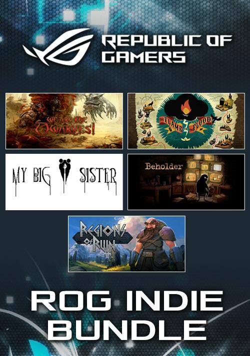 ROG Indie Bundle - Cover / Packshot