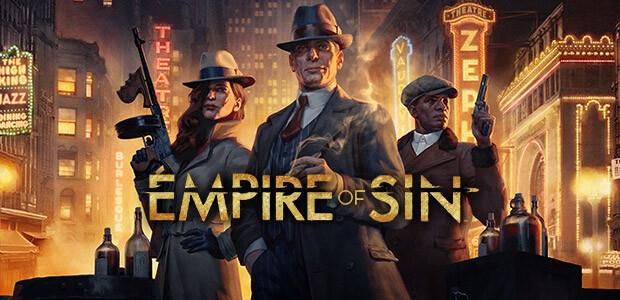 Empire of Sin - Cover / Packshot