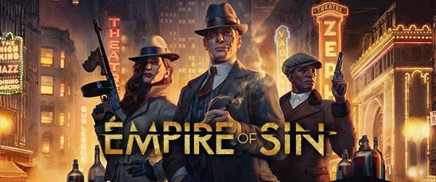 Empire of Sin - sortie le 1er décembre & trailer PC