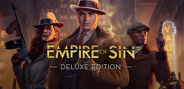 Empire of Sin - Deluxe Edition - Cover / Packshot