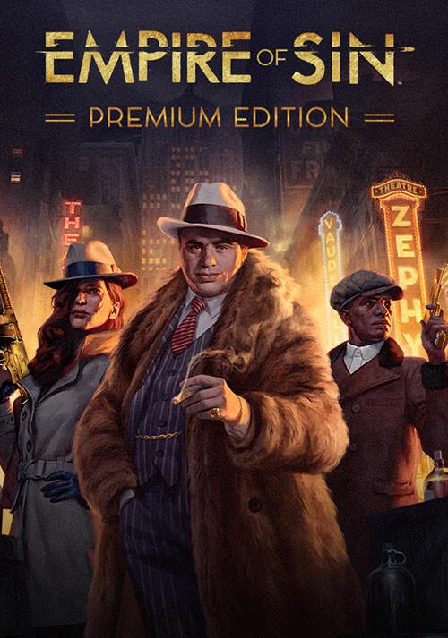 Empire of Sin - Premium Edition - Cover / Packshot