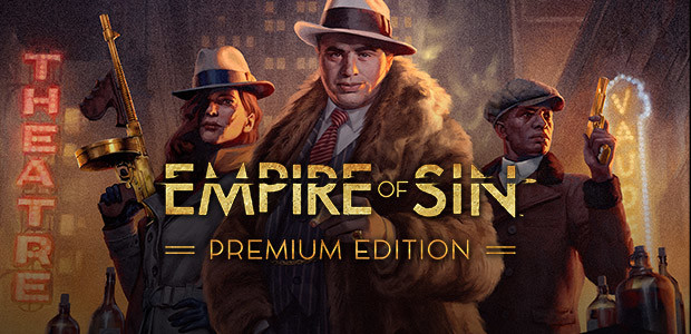 Empire of Sin - Premium Edition - Cover / Packshot