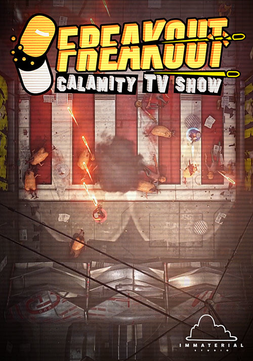 Freakout: Calamity TV Show - Cover / Packshot