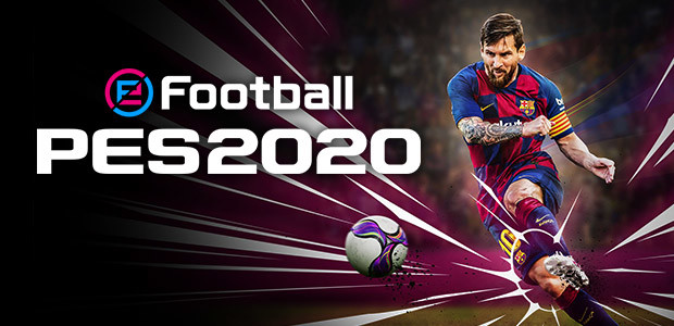eFootball PES 2020 - Cover / Packshot