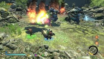 Screenshot10 - Contra: Rogue Corps