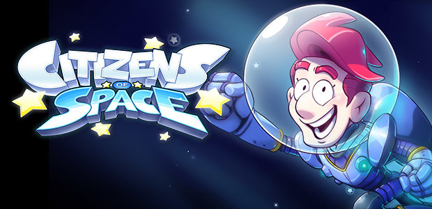 Citizens of Space - Cover / Packshot