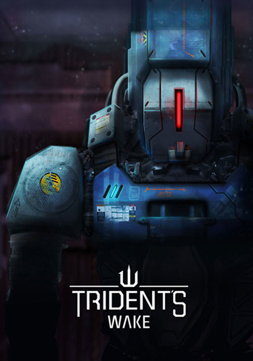 Trident's Wake - Cover / Packshot
