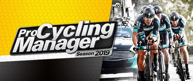 Pro Cycling Manager 2019 - commandes dispo le 27 juin dès 18h